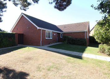 Thumbnail 3 bed detached bungalow for sale in Pear Tree Close, Bromham, Bedford
