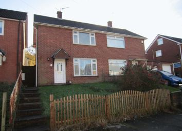 Thumbnail 2 bedroom semi-detached house for sale in Heol Y Castell, Ely, Cardiff