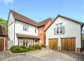 Thumbnail 5 bed detached house to rent in Duchess Of Kent Close, Guildford