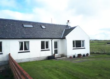 Thumbnail 5 bed semi-detached house for sale in Cornaigmore, Tiree