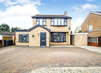 Thumbnail 4 bed detached house for sale in Quarry Road, Ravenshead, Nottingham