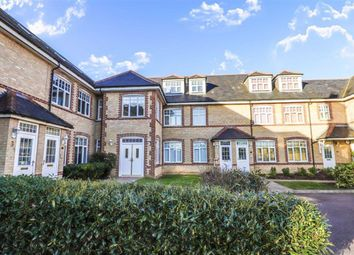 Thumbnail 2 bed flat for sale in Rainsborough Court, Hertford, Herts