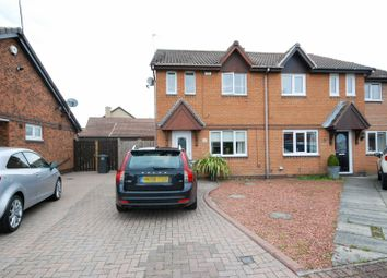 Thumbnail 3 bed semi-detached house for sale in Berkeley Close, Boldon Colliery