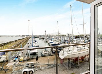 Thumbnail 2 bed flat for sale in Horse Sands Close, Southsea