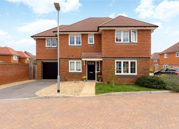 4 bed detached house for sale in Howes Crescent, Bishopdown, Salisbury, Wiltshire SP1