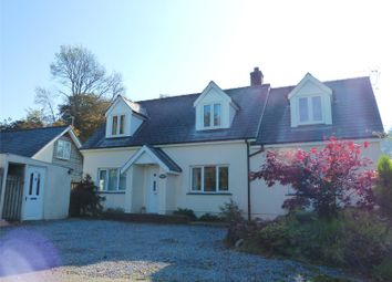 Thumbnail 3 bed detached house for sale in Plascrwn House, Llanddewi Velfrey, Narberth, Pembrokeshire