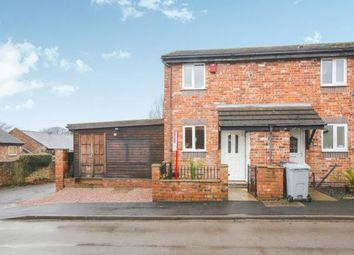 Thumbnail 2 bed end terrace house for sale in Copper Street, Macclesfield, Cheshire