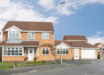 Thumbnail 4 bed detached house for sale in Stainmore Drive, Great Lumley, Chester Le Street