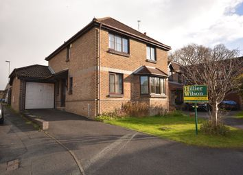Thumbnail 4 bed detached house for sale in Kingcup Close, Broadstone