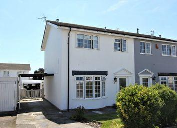 Thumbnail 3 bed semi-detached house for sale in Regency Close, Llantwit Major