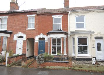 2 bed terraced house to rent in Muriel Road, Norwich NR2