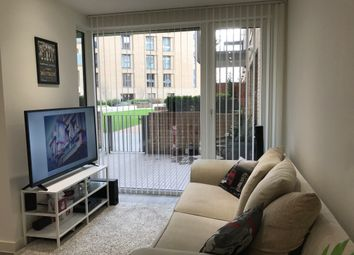 Thumbnail 1 bed flat to rent in Moorhen Drive, London