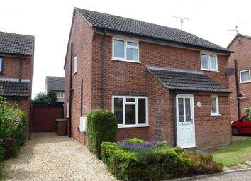 Thumbnail 2 bed semi-detached house to rent in Sevenacres, Orton Brimbles, Peterborough