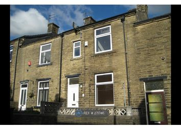 Thumbnail 2 bed terraced house to rent in New Street, Bradford