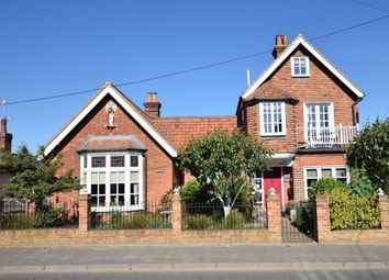 Thumbnail 3 bedroom detached house for sale in Church Road, Snape, Saxmundham