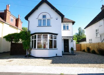 Thumbnail 4 bed detached house for sale in Oxhey Avenue, Watford