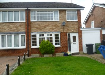 Thumbnail 1 bed semi-detached house to rent in Elm Drive, Deanshanger