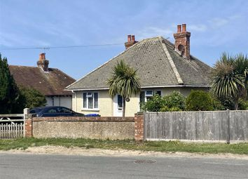 Thumbnail 3 bed detached bungalow for sale in Sutton Drove, Seaford, East Sussex
