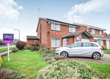 Thumbnail 4 bed detached house for sale in Clewley Drive, Pendeford, Wolverhampton