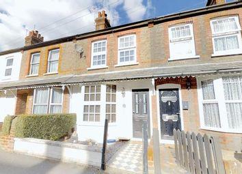Thumbnail 2 bed terraced house for sale in Winifred Road, Hemel Hempstead