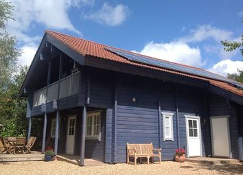 Thumbnail Leisure/hospitality for sale in Robins Lodge, 4 Bed Eco Lodge Resale, Mill Meadow, Taunton
