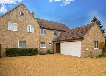 Thumbnail 5 bedroom detached house for sale in Station Road, Willingham, Cambridge