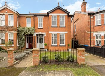 Thumbnail 4 bed semi-detached house to rent in Hedingham Mews, All Saints Avenue, Maidenhead