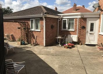 Thumbnail 2 bed bungalow for sale in Lawn Crescent, Skegness, Lincolnshire