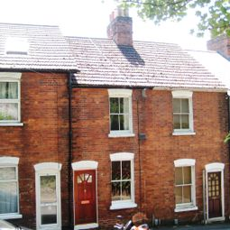 Thumbnail 2 bedroom terraced house to rent in Milford Hill, Salisbury