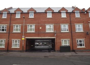 Thumbnail 1 bed flat to rent in 369 Tudor Road, Leicester
