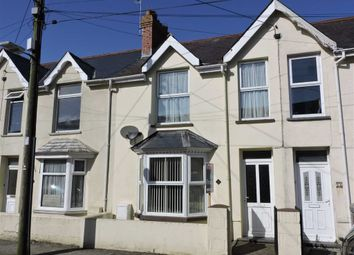 Thumbnail 2 bed terraced house for sale in Victoria Avenue, Fishguard