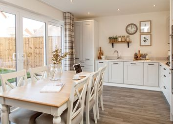 """Thumbnail 4 bed semi-detached house for sale in """"Roundhay"""" at Manston Lane, Crossgates, Leeds"""