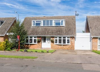 Thumbnail 3 bed detached house for sale in Hall Drive, Finedon, Wellingborough