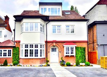 Thumbnail 1 bed flat for sale in Ravenscroft Avenue, Golders Green, London