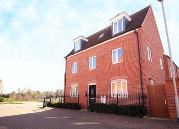 Thumbnail 6 bed property to rent in Ribston Close, Bedford