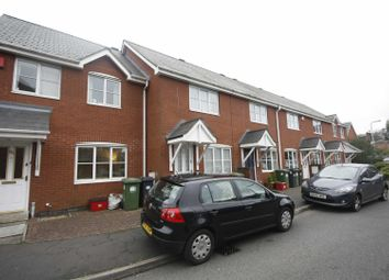 Thumbnail 2 bedroom terraced house to rent in Frances Havergal Close, Leamington Spa