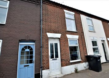 Thumbnail 2 bed terraced house for sale in Sprowston Road, North City