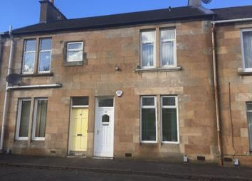 Thumbnail 1 bed flat for sale in Bute Street, Coatbridge
