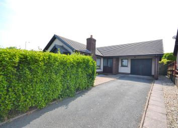Thumbnail 3 bed detached bungalow for sale in Essex Road, Pembroke Dock