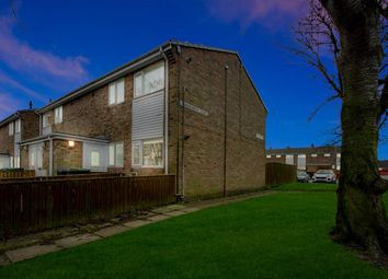 Thumbnail 1 bed flat for sale in Ravensworth Court, South Hetton