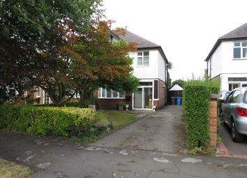 Thumbnail 3 bed semi-detached house for sale in Chain Lane, Littleover, Derby