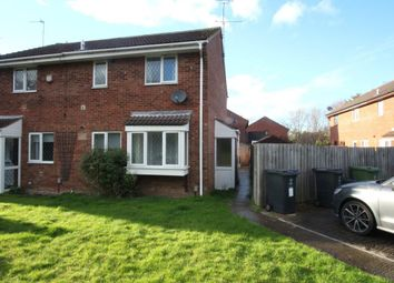 Thumbnail 1 bed property to rent in Risingham Mead, Westlea, Swindon