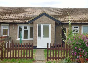 Thumbnail 1 bedroom terraced bungalow for sale in Laburnum Grove, Minster On Sea, Minster, Kent