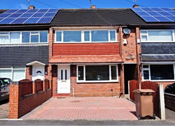 Thumbnail 3 bed town house for sale in Ashfield Square, Stoke-On-Trent