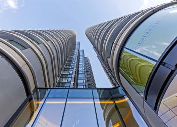Thumbnail 2 bedroom flat to rent in Tower One, The Corniche, 23 Albert Embankment, Nine Elms, London