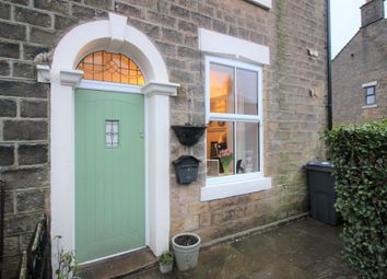 Thumbnail 2 bed end terrace house for sale in Padfield Main Road, Hadfield, Glossop