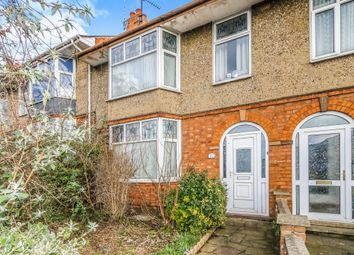 Thumbnail 3 bedroom terraced house for sale in Queens Park Parade, Northampton