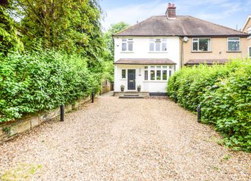 Thumbnail 3 bedroom semi-detached house for sale in Batchwood Drive, St.Albans