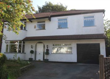 Thumbnail 4 bed semi-detached house to rent in Ravens Close, Prestwich, Manchester