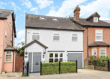 Thumbnail 5 bed semi-detached house for sale in Halliford Road, Sunbury-On-Thames